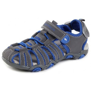 Garvalin Water Sandal Grey Blue 122750