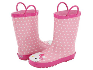 Western Chief Hello Kitty Cutie boot