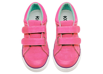 Kai by See Kai Run Sneakers Denise Hot Pink