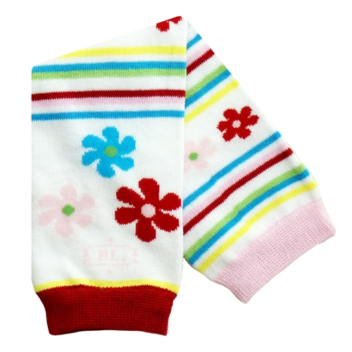 BabyLegs Flower Factory Leg Warmers