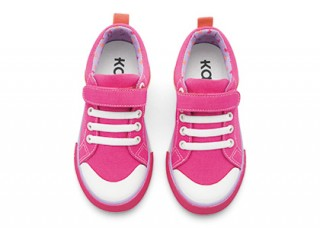 Kai by See Kai Run Sneakers Noel Hot Pink