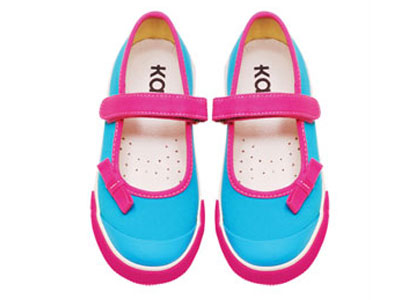 Kai by See Kai Run Sneakers Portia Blue