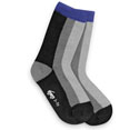 See Kai Run Road Racer Gray Socks
