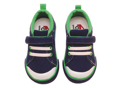 See Kai Run Sneaker Stevie Navy