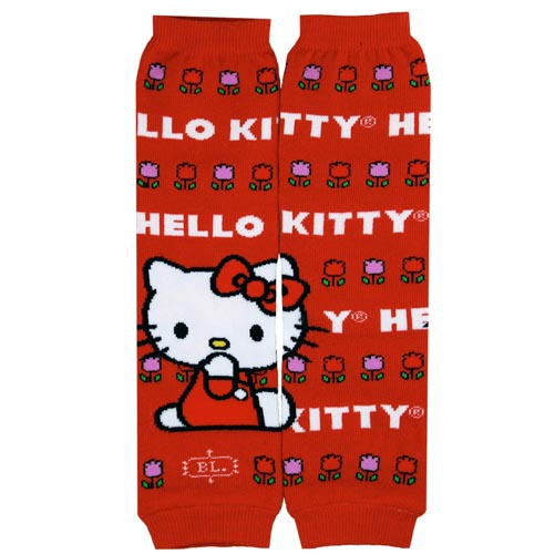 BabyLegs Hello Kitty Tulip Garden