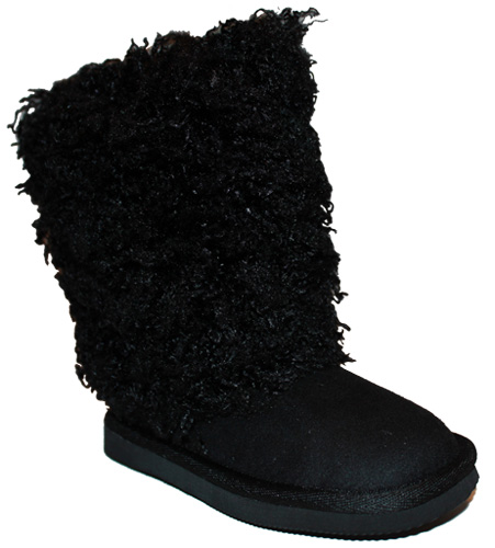 "L'Amour V9770 ""Fury"" Boot Black"
