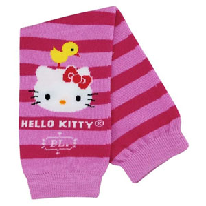 BabyLegs Hello Kitty Yikes Stripes!