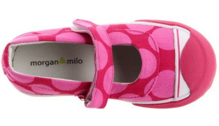Morgan & Milo Avril MJ Pink Dot