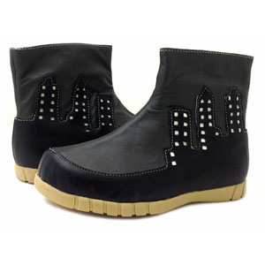 Livie & Luca Bay Boot Fog Youth