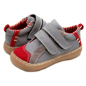 Livie & Luca Bernal Gray/Red