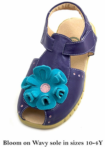 Livie & Luca Bloom Purple Toddler