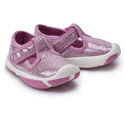 Morgan & Milo Infant Sport T-Strap Pink