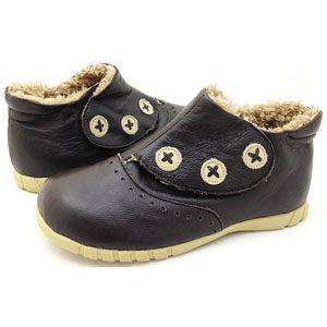 Livie & Luca London Boot Chocolate