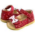 Livie & Luca Minnie Red Toddler