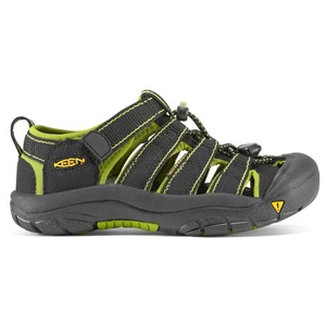 Keen Newport H2 Black Greenery Kids