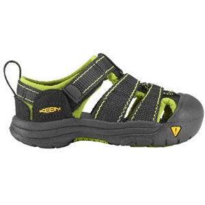 Keen Newport H2 Black Greenery Infants