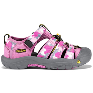 Keen Newport H2 Moonlight Mauve Print Kids