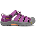 Keen Newport H2 Striking Purple Infants