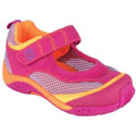 Pediped Flex Darcy Fuchsia Orange