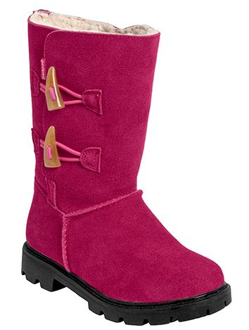 Pediped Flex Maggie Boot Fuchsia