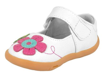 Pediped Grip n Go Sadie White Multi