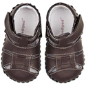 Pediped Originals Harvey Choc Brown