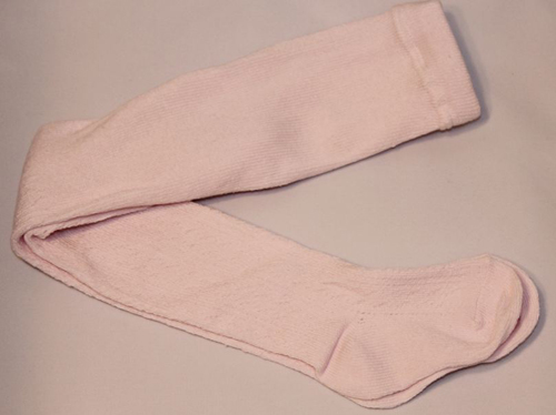Country Kids Cotton Pellerine Tights Pink