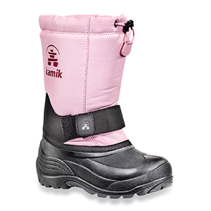 Kamik Rocket Pink Kids