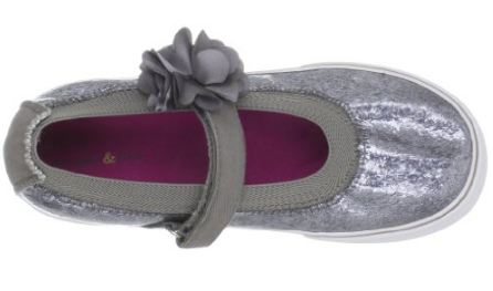 Morgan & Milo Sparkle Floral MJ Tornado Grey