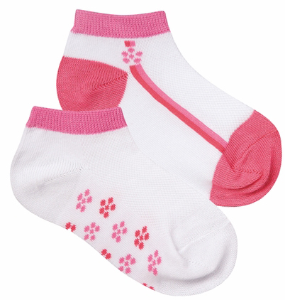 Country Kids Sport White Pink (2 Pack)