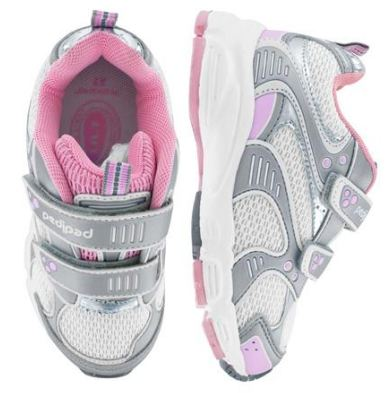 Pediped Flex Venus Silver Pink