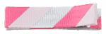 Clipettes Prints - Stripes Pink (2 clips)