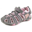 Garvalin Water Sandal Grey Pink 122750