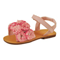 L'Amour C600 Light Pink Sandals