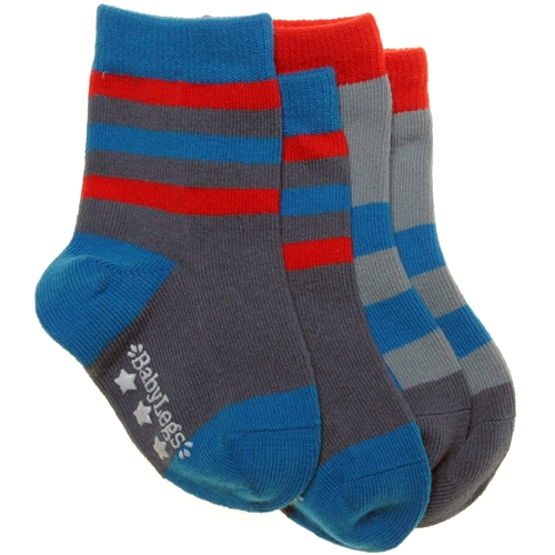 BabyLegs Friction Socks (2 pairs)