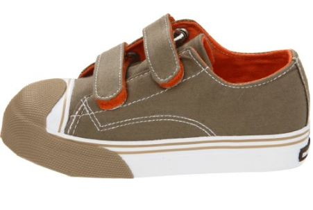 Morgan and Milo Avery II Sneaker Khaki