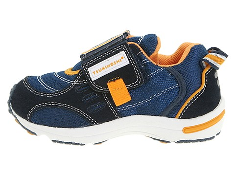 Tsukihoshi Child 01 Cobalt/Orange