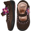 Pediped Grip n Go Eva Chocolate Brown