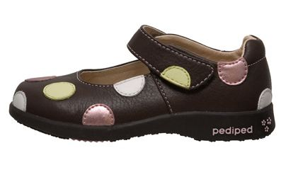 Pediped Flex Giselle Chocolate Brown