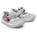 Morgan and Milo Infant Sparkle MJ Silver