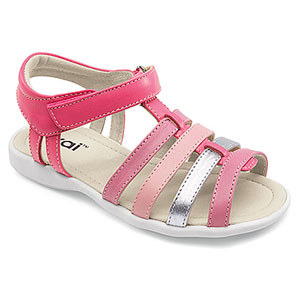 Kai by See Kai Run Keli Hot Pink (US 9)