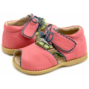Livie & Luca Merry Bell Guava Toddler