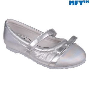 Pediped Flex Penny Silver