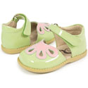 Livie & Luca Petal Petunia Green
