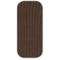 Country Kids Ribbed Cotton Tights Chocolate