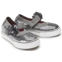 Morgan and Milo Sparkle Floral MJ Tornado Grey
