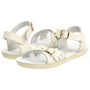 Salt Water Sandals Sweetheart Champagne