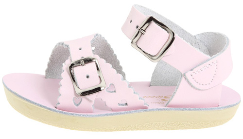 Salt Water Sandals Sweetheart Pink