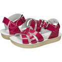 Salt Water Sandals Swimmer Fuchsia