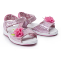 Morgan and Milo Tina Sparkle Sandal Pink